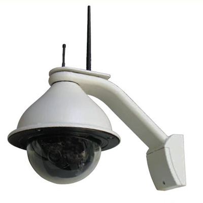360 Vision External VisionRFDome - 18x Colour External dome camera with 1/4 inch chip