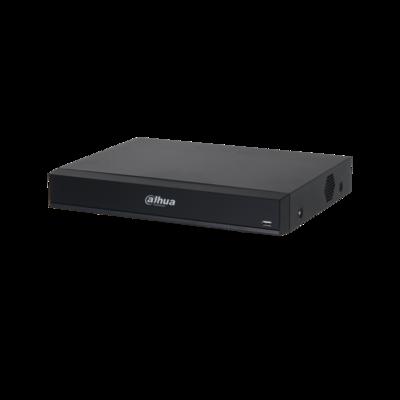 Dahua Technology XVR7104HE-4KL-X 4 Channel Penta-brid 4K Mini 1U Digital Video Recorder
