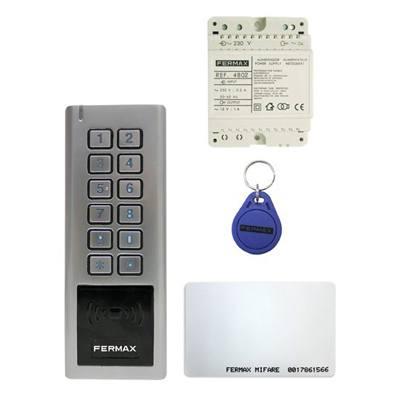 Fermax Resistant Proximity+Keypad access control kit