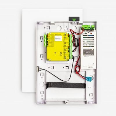 Paxton Access 654-772 Net2 Nano 1 Door Controller – 12V 2A PSU, Plastic Cabinet