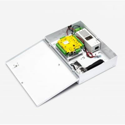 Paxton Access 682-813 Net2 plus 1 door controller – 12V 2A PSU, Metal cabinet