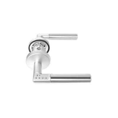 ASSA ABLOY Code Handle 8814 door handle with built-in code lock