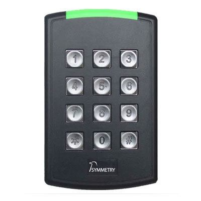 AMAG 939F-KP Bluetooth Access Control Reader With Keypad