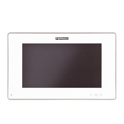 "Fermax 952201 MIO 7"" MONITOR WHITE MEET"