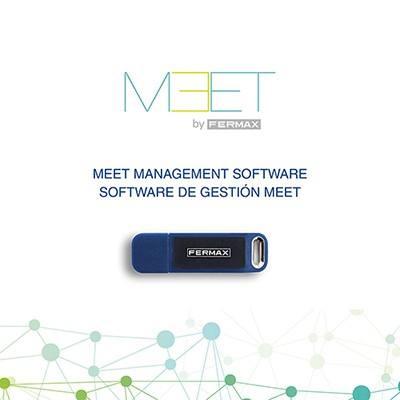 Fermax 9540 MEET MANAGEMENT SOFTWARE (MMS)