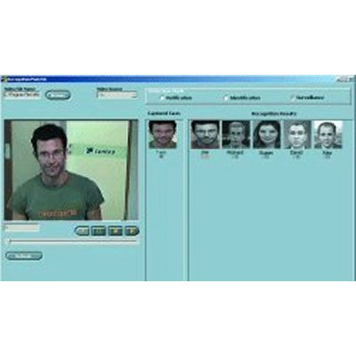 Real-time Facial Recognition and Area Surveillance
