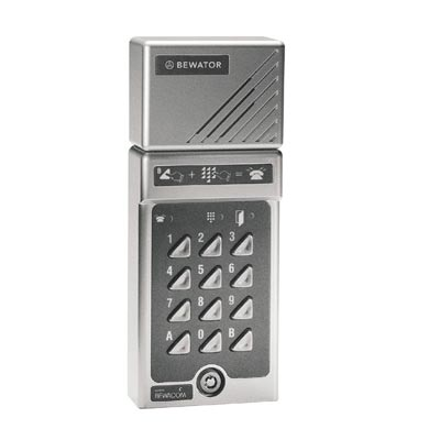 Vanderbilt SI-DM3 Audio, video or keypad entry