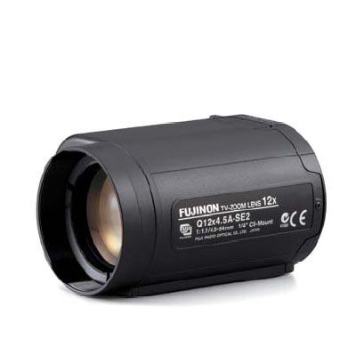 Fujinon D12x8A-SE2 CCTV camera lens