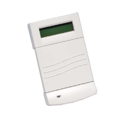 Honeywell Security Galaxy 16 Intruder alarm system control panel