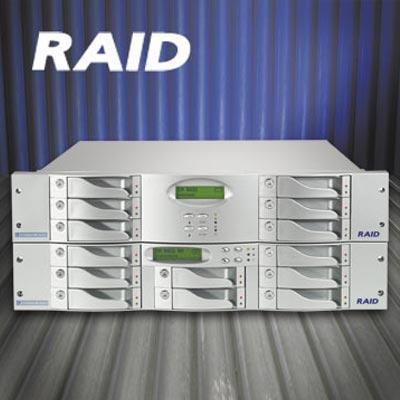 Dedicated Micros RAID R6 1T2 Digital video recorder (DVR)
