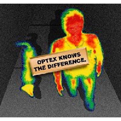 Optex Pet Tolerant PIR Detector