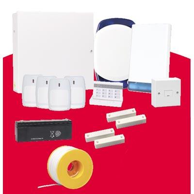 Honeywell Security ST800L Kit Intruder alarm system control panel