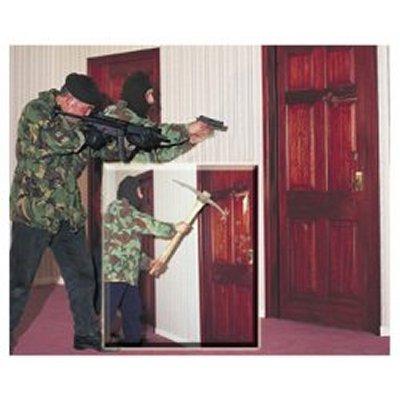 Security & Bullet Resistant Doors from Safeguard Doors