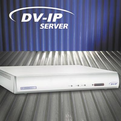 Dedicated Micros V-serve 100 Video server (IP transmission)