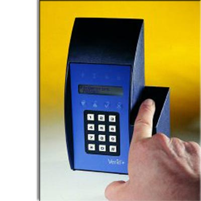 Verid+™ fingerprint readers from TSSI -for secure access control