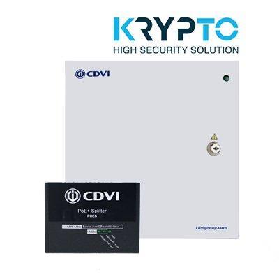 CDVI UK A22K-POE High Security PoE Ultra Controller/expander