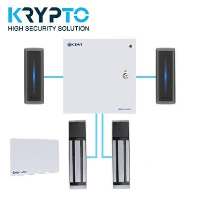 CDVI UK A22KITK2-DM Encrypted Access Control Kit with Magnetic Locking