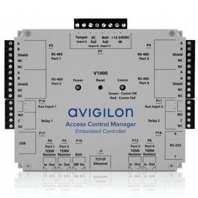 Avigilon AC-HID-LSP-ACMEC-KIT16 16 Door Reader Kit