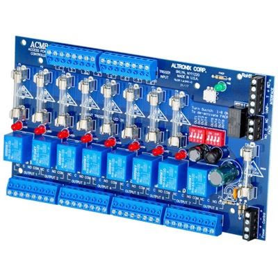 Altronix ACM8 Multi-Output Access Power Controller