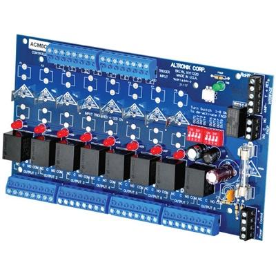 Altronix ACM8CB Multi-Output Access Power Controller