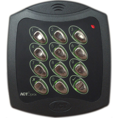 ACT5prox standalone Digital Keypad + Proximity available now