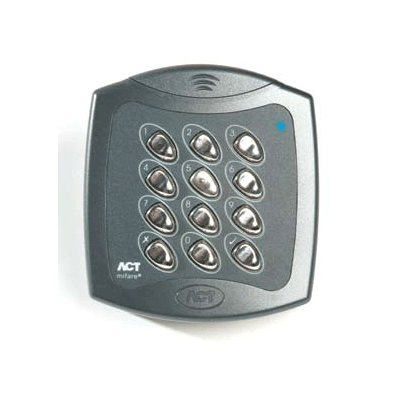 ACT ACTproMF 1050 access control reader with built in buzzer