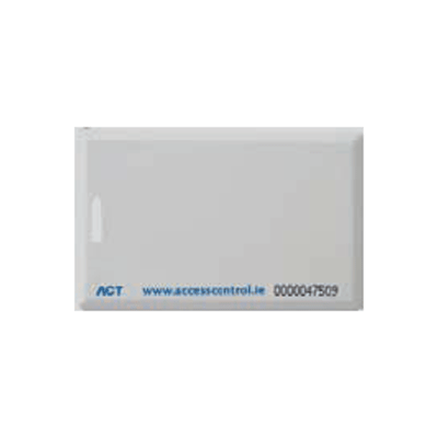 ACT ACTProx HS-B card with a half shell