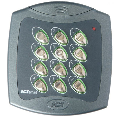 Be smart with your security – ACTsmart access control solution for up to 8 doors