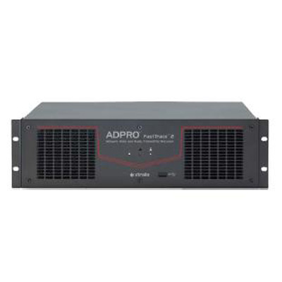 ADPRO 55509200 - 16 IP channel 8 TB FastTrace 2 Hybrid with 20 monitored I/P, 8 relay O/P, 1 comms & no DTC