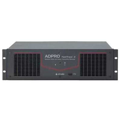 Xtralis introduces its latest ADPRO FastTrace 2 video and audio transmission, recording and analysis technology