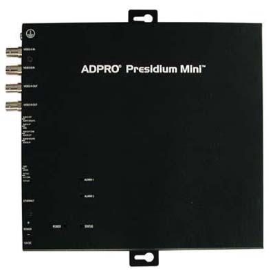 Xtralis ADPRO Presidium - Intelligent Intrusion Detection System
