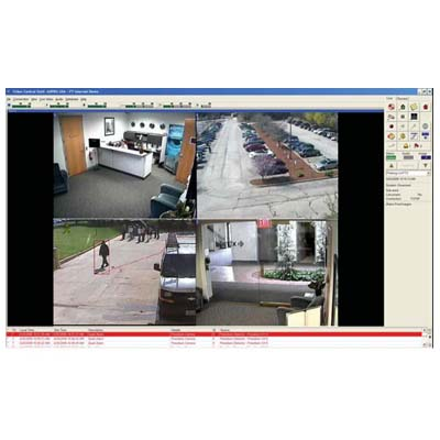 ADPRO Video Central Lite CCTV software