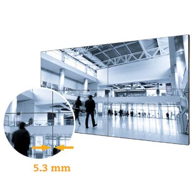 AG Neovo debuts super narrow bezel PN-55H, PN-46D for video walls