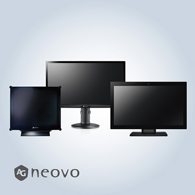 AG Neovo security and surveillance displays