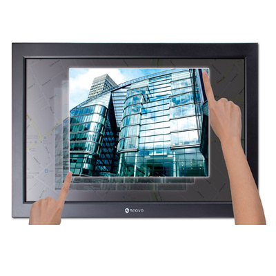 """AG Neovo TX-W32 - Advanced optical touch technology in  a 32"""" AG Neovo hard glass display designed with the durability and versatility for the most demanding hands-on environments"""