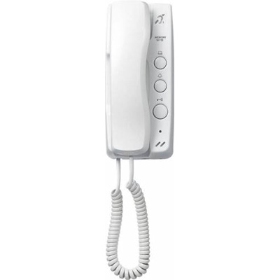 Aiphone GT-1D audio only handset tenant station for the GT series Multi-Unit entry system