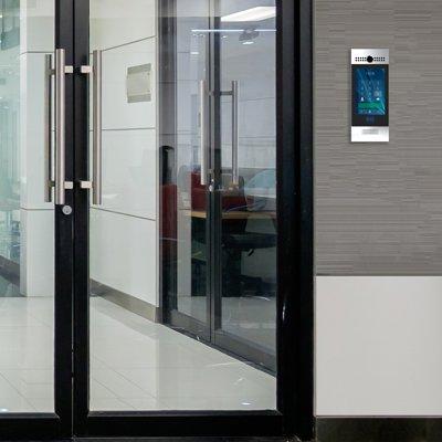 Akuvox: Vanderbilt's IP Door Entry Phone