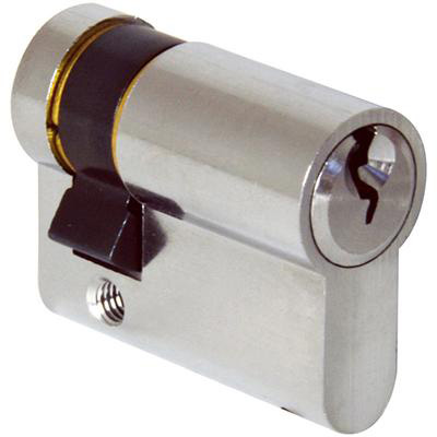 Alpro 5258 Double cylinder x 2 keyed alike as a pair