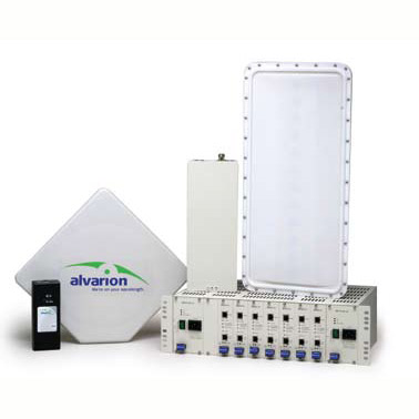 Alvarion showcased complete WiMAX & Wireless Broadband product portfolio
