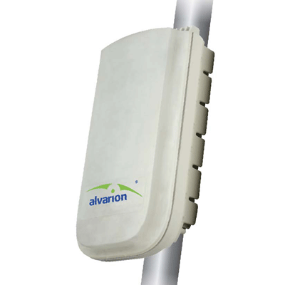 Alvarion BreezeMAX Extreme 3600 CCTV transmission system with WiMAX 16e QoS