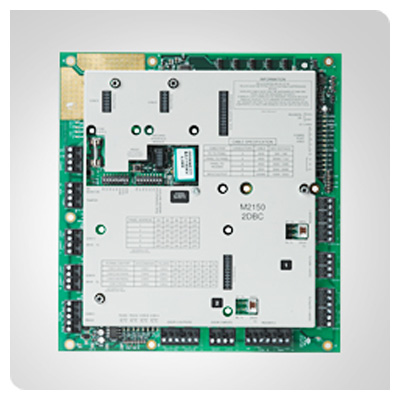 AMAG Symmetry G4T-M2150-043 2DBC controller supports 20,000 cardholders