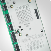AMAG Symmetry M2150-2DC 2DC door controller supports 16 readers