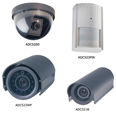 American Dynamics ADC523PIR CCTV camera