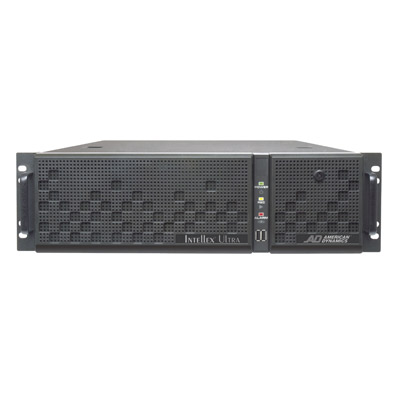 American Dynamics™ Intellex® Ultra Digital Video Management System with new v4.1 software features!