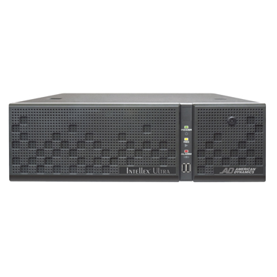 New Intellex® Digital Video Management System and Network Client with enhanced v4.1 software