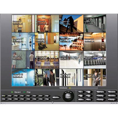 American Dynamics Intellex Management Suite CCTV software