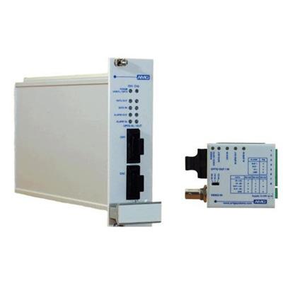 AMG AMG5612 single channel fibre optic CCTV transmission solution