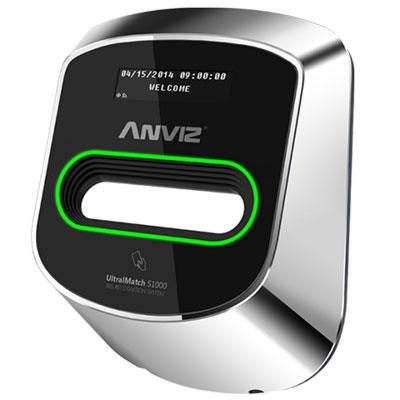 Anviz Global UltraMatch S1000 Iris Recognition System