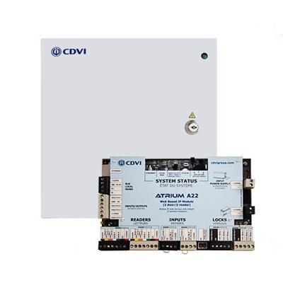CDVI UK AP22 ATRIUM Aperio Enabled Controller