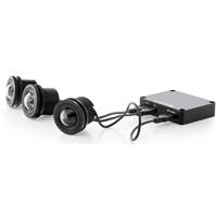 Arecont Vision MegaVideo Flex ultra-low profile/flexible megapixel camera solution